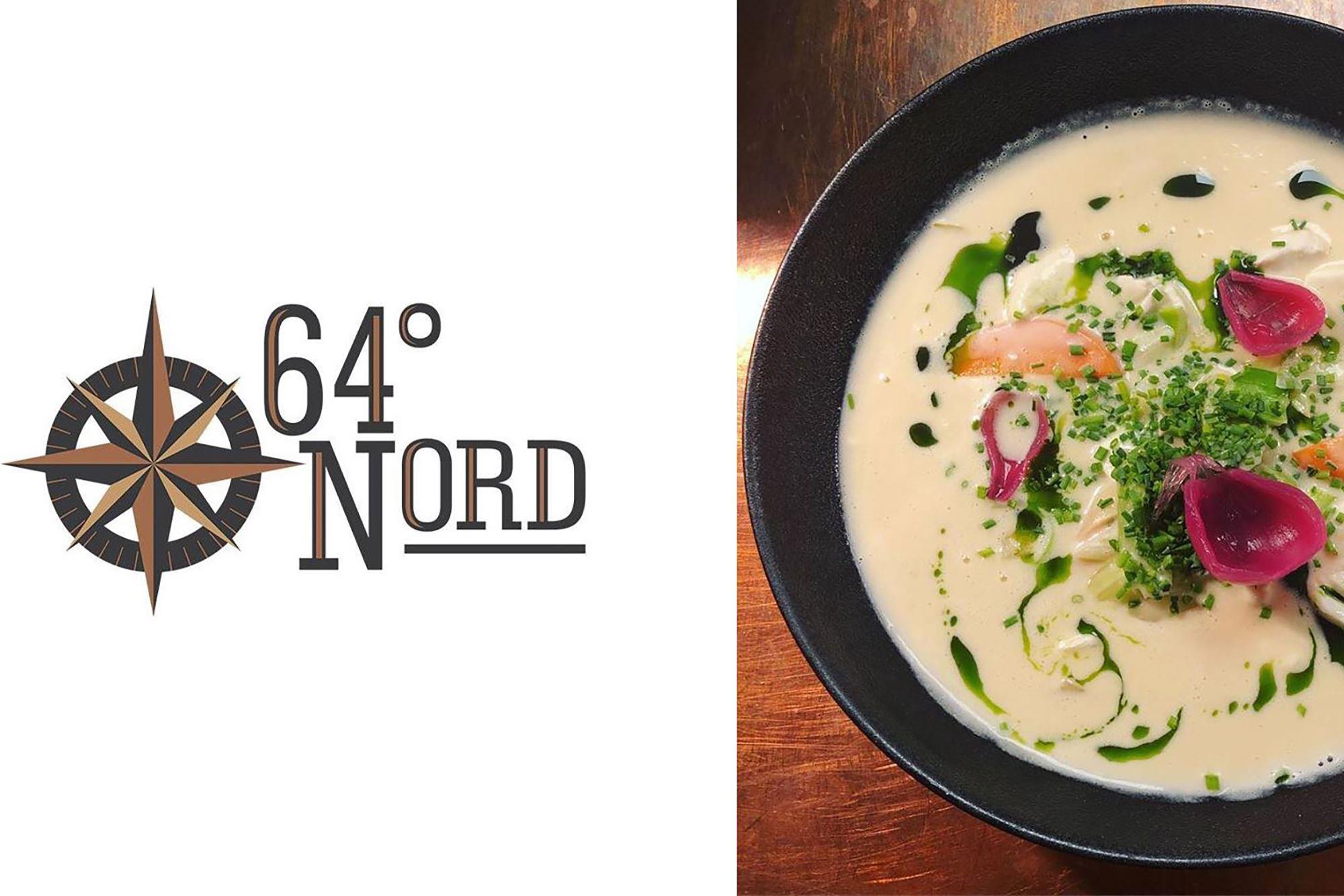 64⁰Nord restaurant