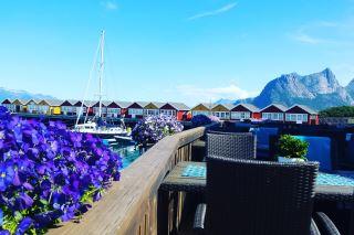 Kjerringøy bryggehotell restaurant