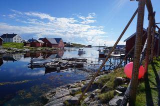 Visningstur med båt - en tidsreise i sjø
