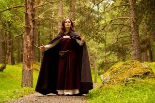 A genuine show about vikings from Oppdal