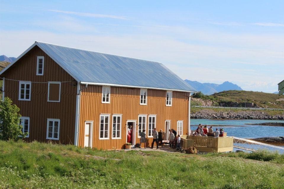 Gammelbutikken Restaurant på Støtt