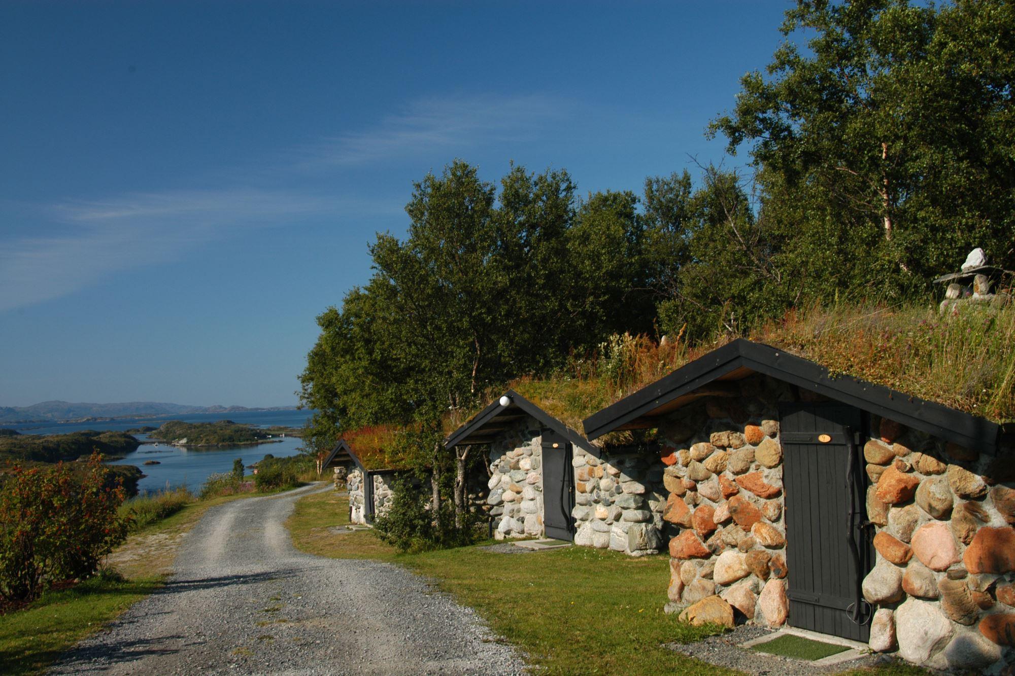 Leka Motell og Camping