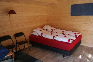 Holm camping - hytter