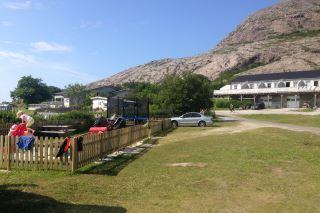 Torghatten Camping