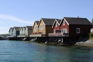 Kystferie i Brønnøysund