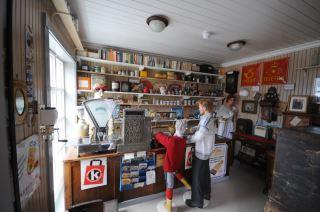 Nevernes Havn - samlinger