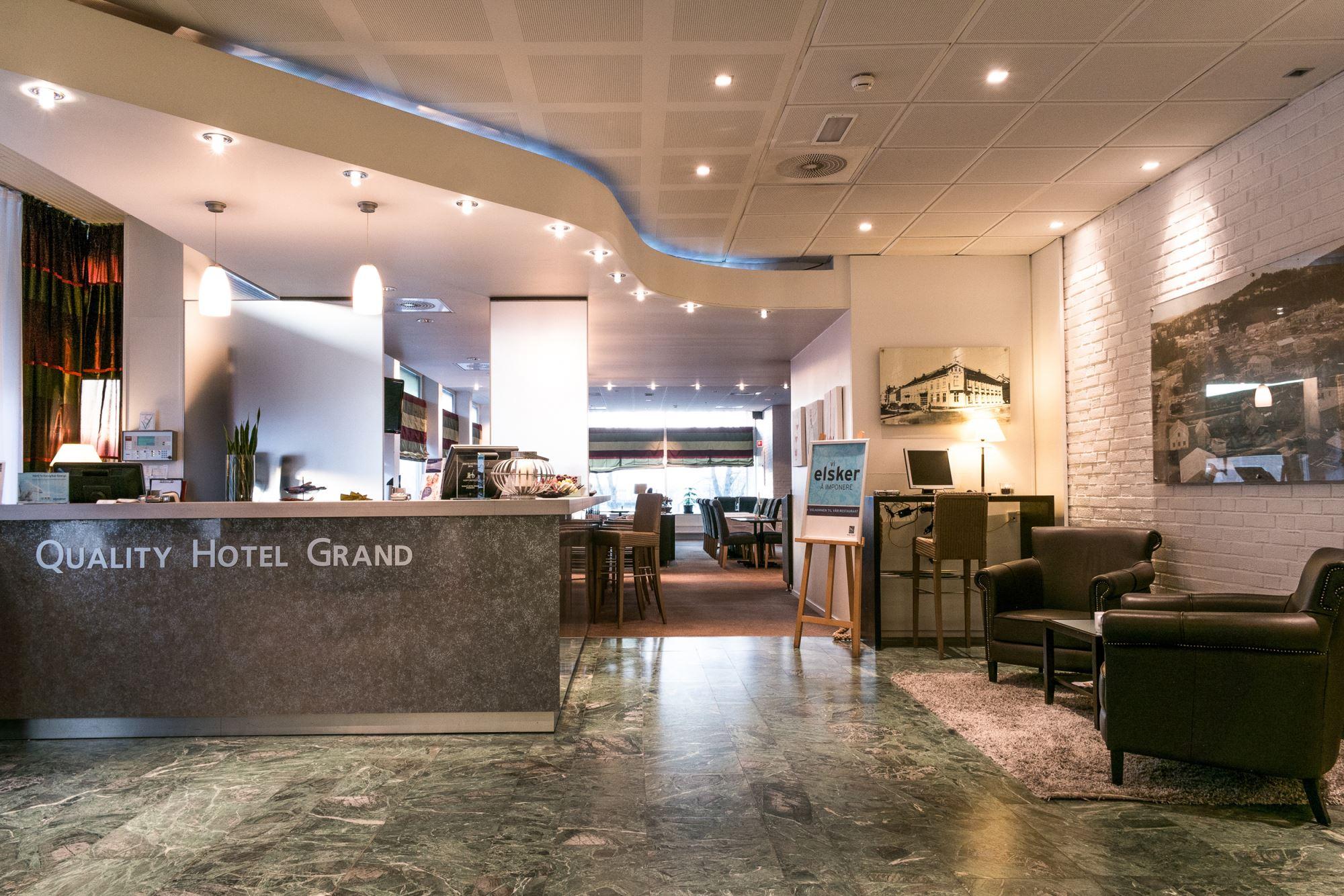 Quality Hotel Grand