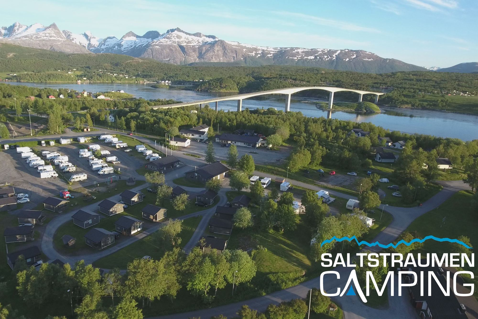 Saltstraumen camping