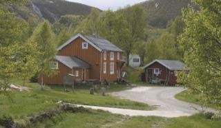 Kjellingstraumen Fjordcamp - en gammel samisk boplass.