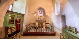 Gildeskål kirkested
