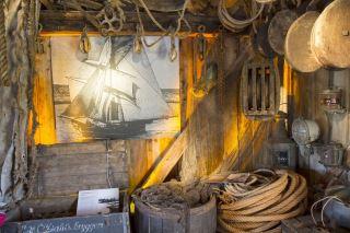 støtt Brygge - Fiskerimuseet