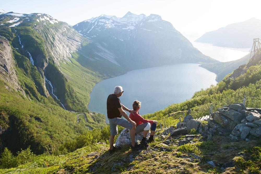 Glomfjordfjellet