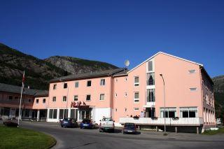 Glomfjord hotell