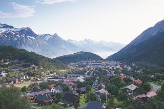 Glomfjord industriområde