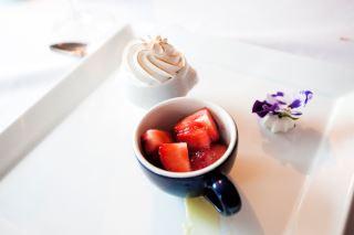 Dessert, Vega havhotell