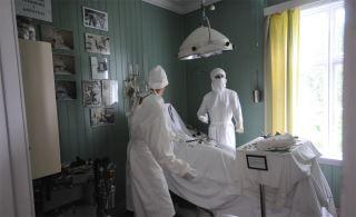 Sykehusmuseet - en del av Namdalsmuseet.