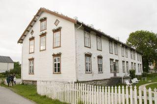 Berggården - et gammelt handelsted
