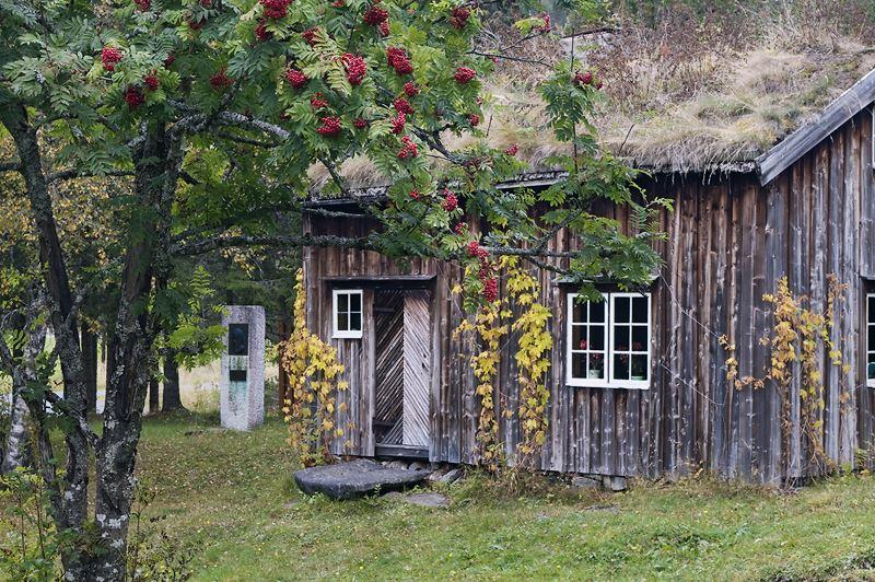Velfjord rural museum