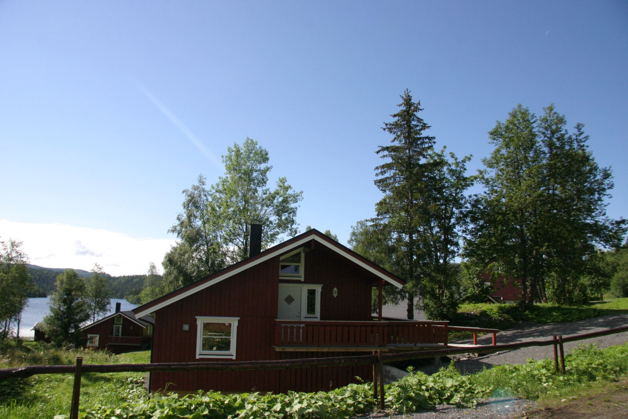 Vassenget accommodation