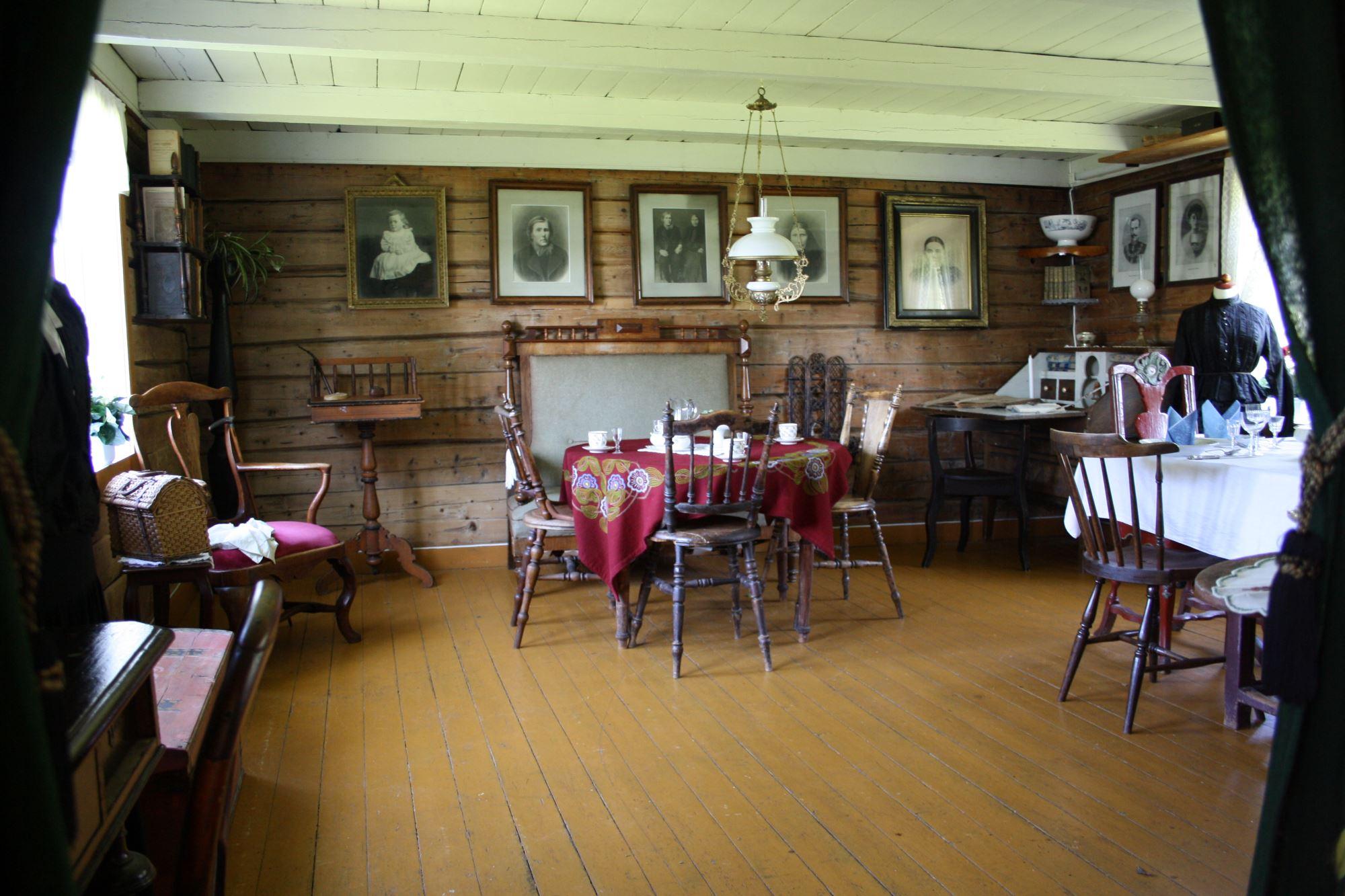 Vevelstad museum