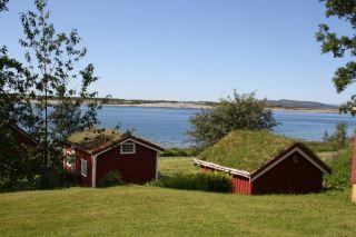Smia og Torvhaugstua - Vevelstad bygdetun