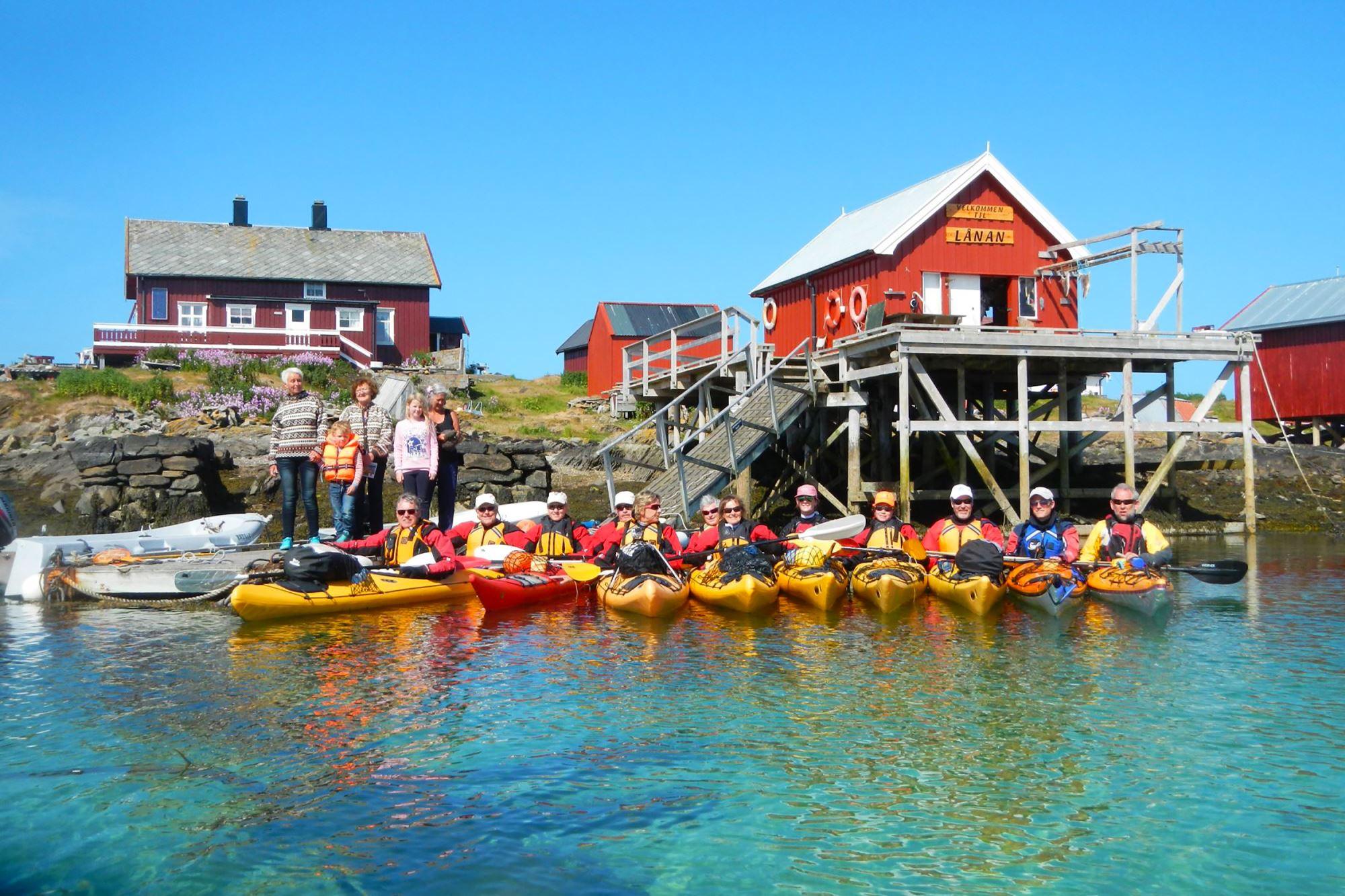 Tømmervika Adventure Centre