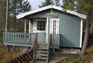 Håkonstua - Furøy Camping