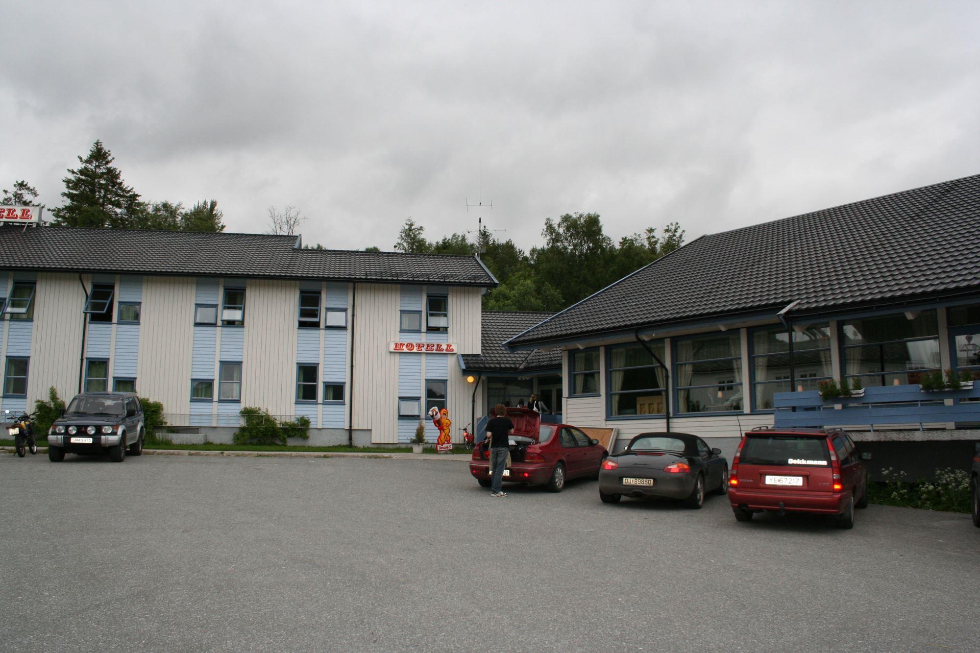 Ørnes Hotell