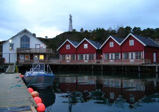Kvitbrygga - Meløy