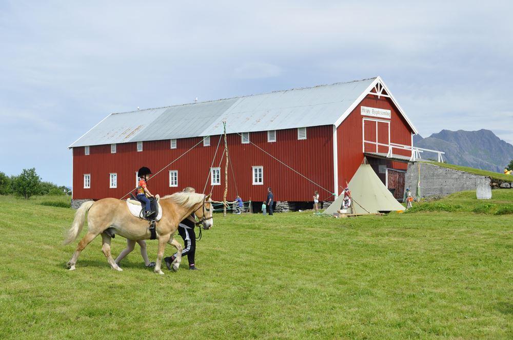 Herøy Rural Museum