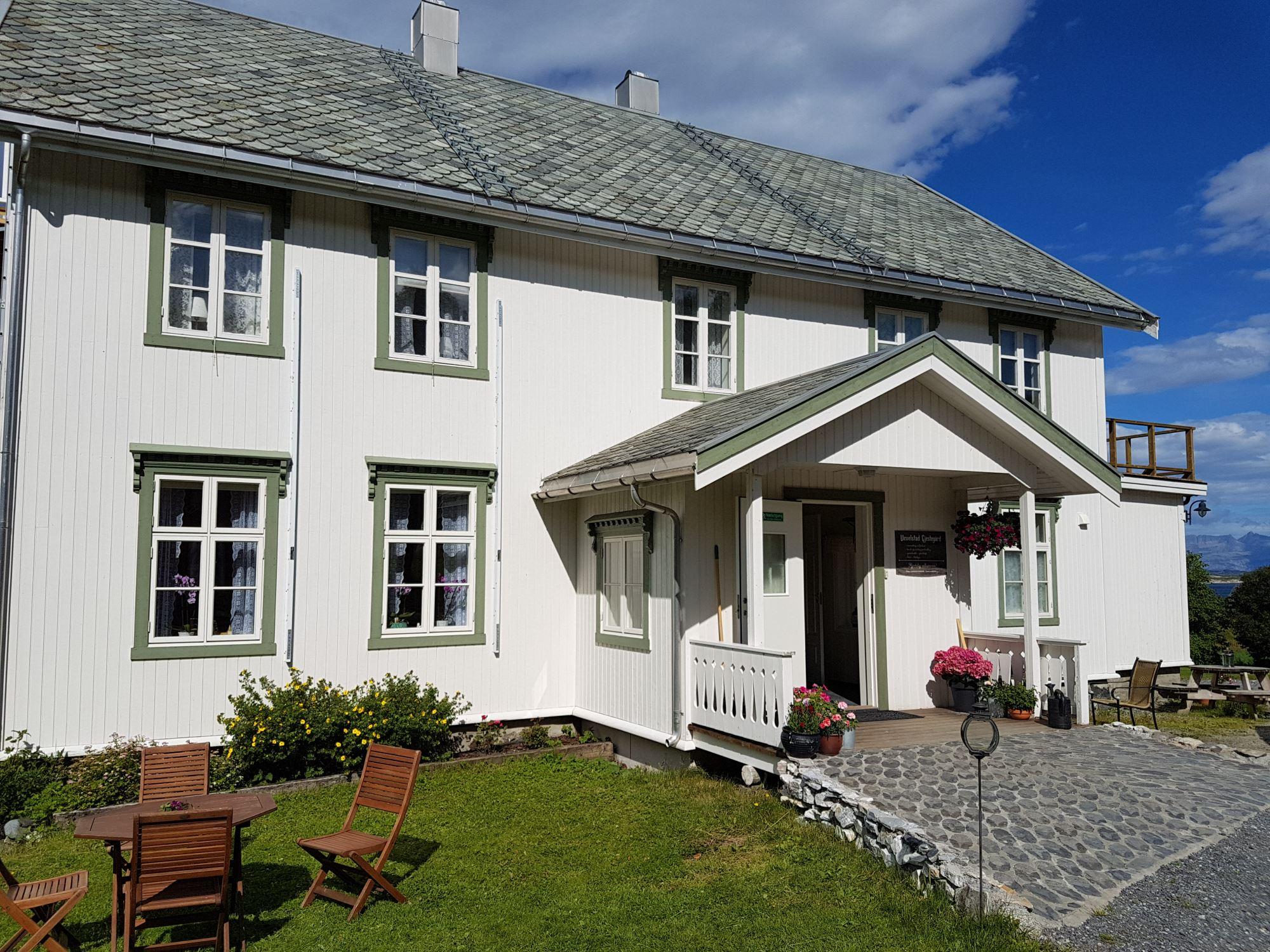Vevelstad Guesthouse