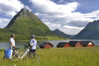 Cycling Helgeland