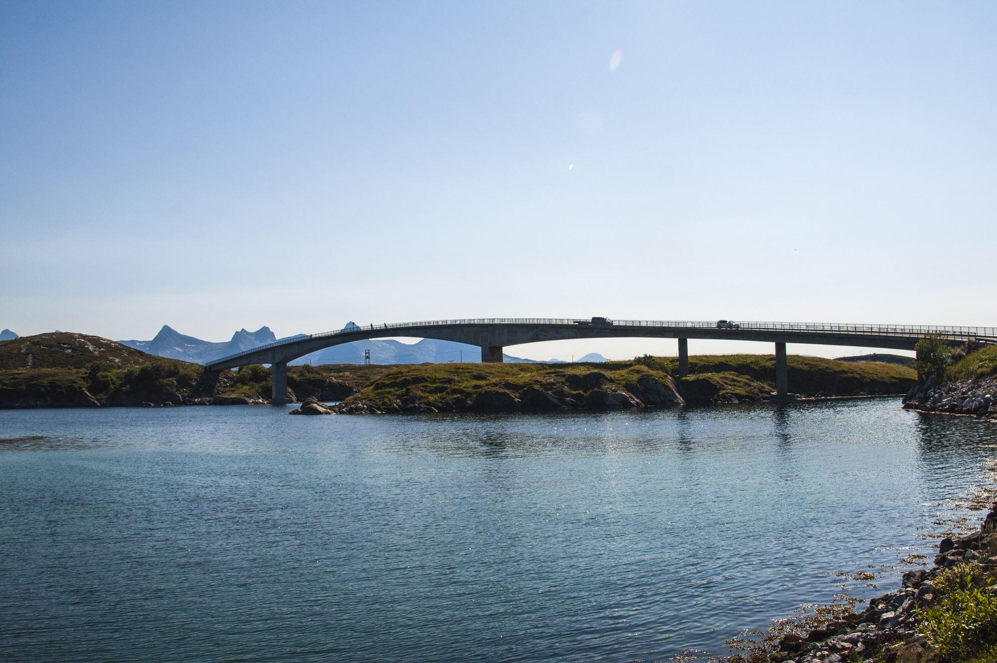 Øyhopping på Helgeland: Offersøy