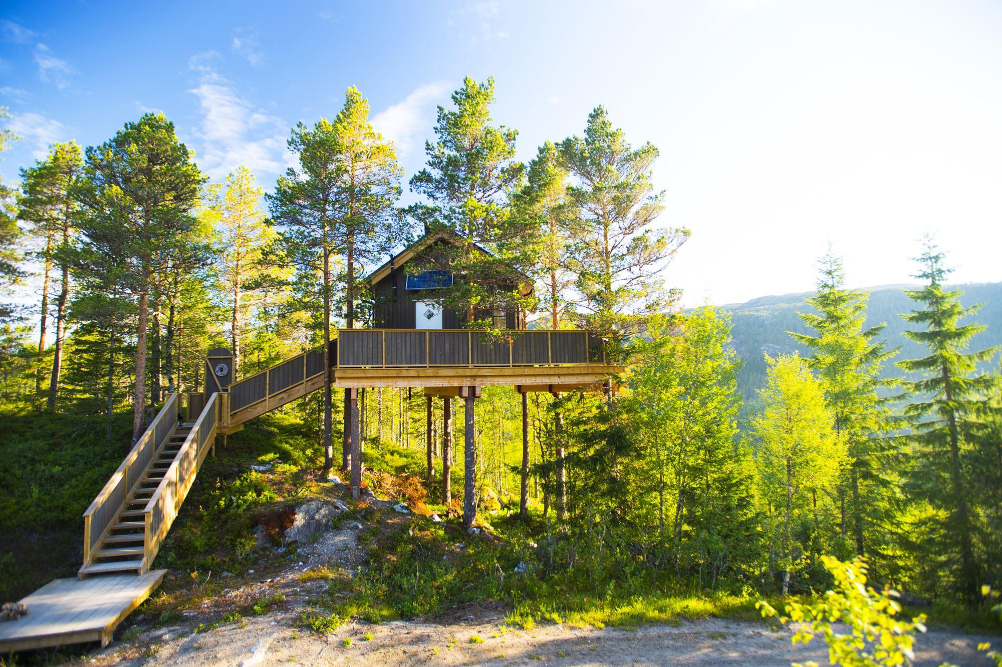 Himmelhøy Tretopphytte