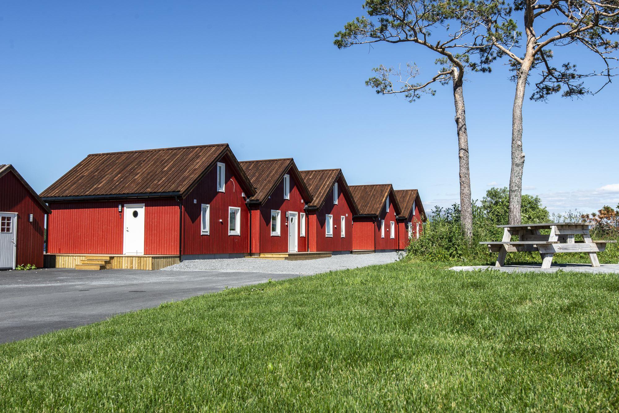 Norsk Havbrukssenter – rorbuer