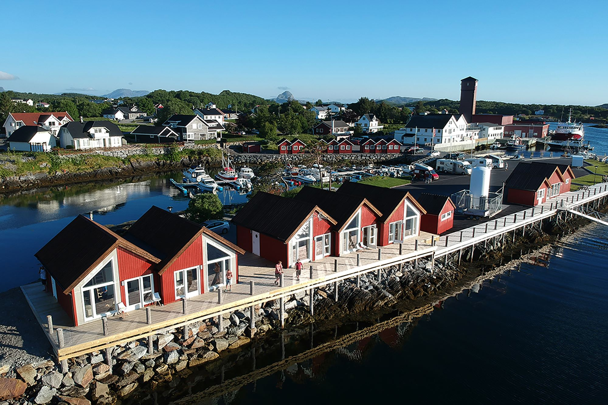 Norsk Havbrukssenter - lodging