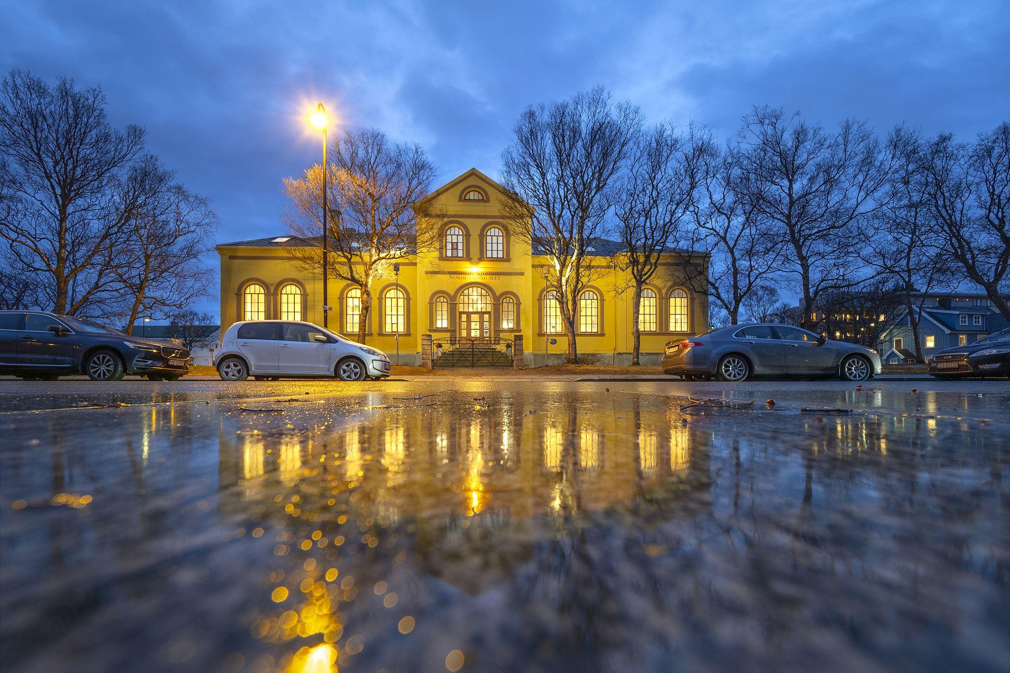 Bymuseet i Bodø
