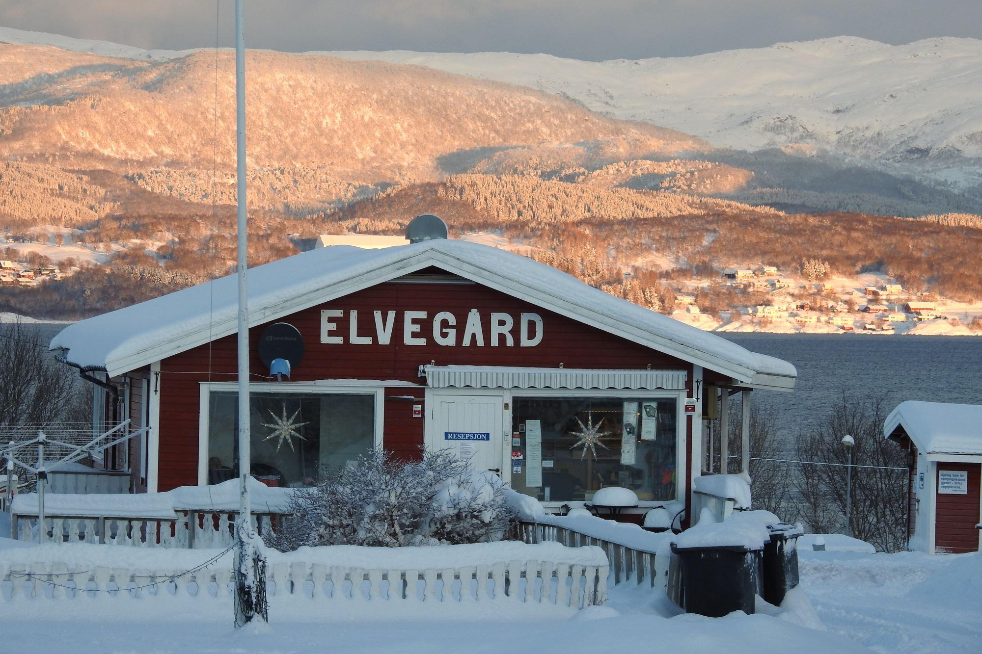 Camp Saltstraumen Elvegård