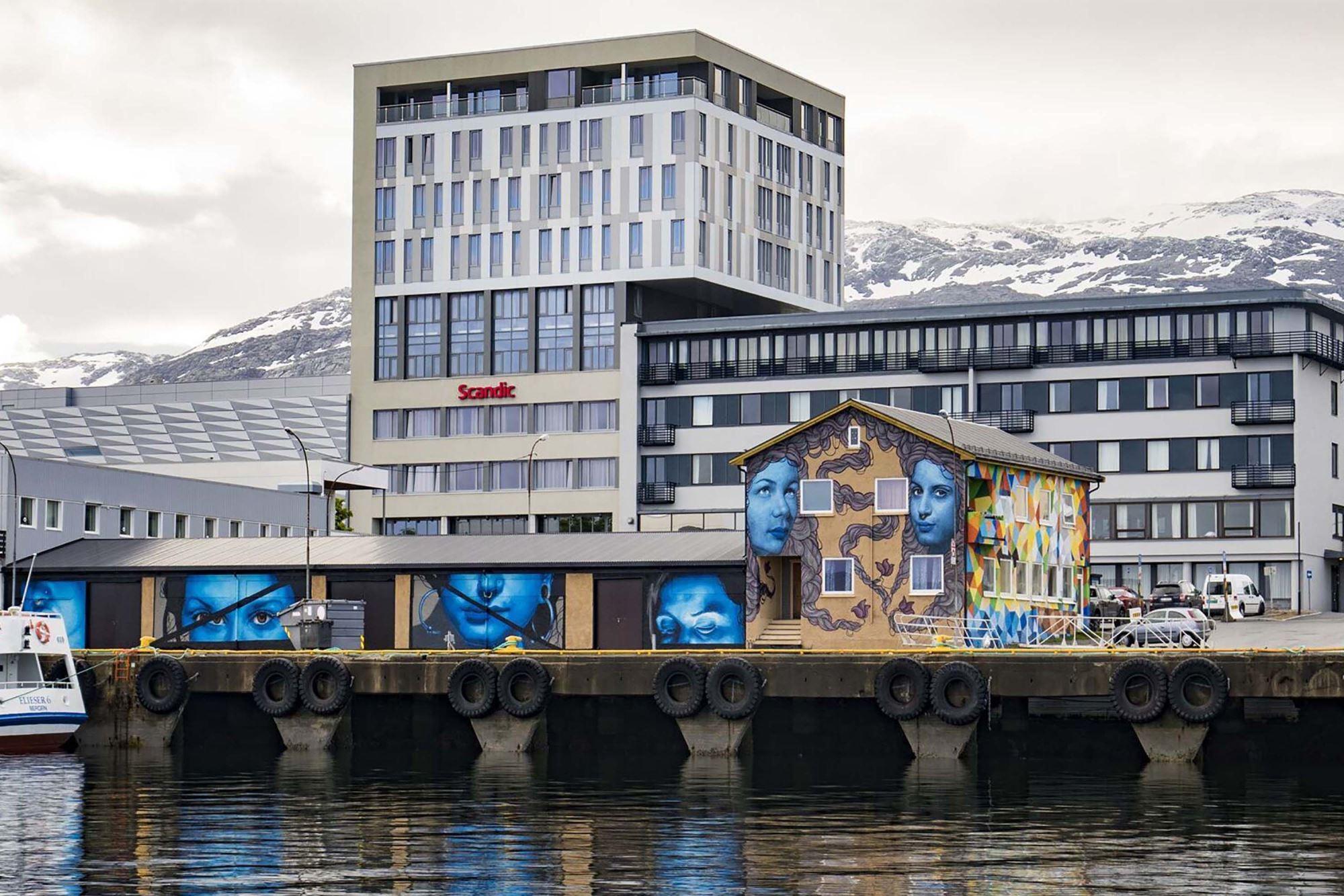 Scandic Syv Søstre Restaurant, Sandnessjøen